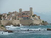 Antibes vieille ville mai 2014.JPG