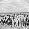 Antitankversperringen rondom een kibboets laten zien dat men op alle eventualite, Bestanddeelnr 255-0793.jpg