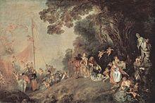 Watteau peintre erotique