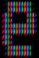Aperture grille closeup teletext.jpg