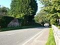 Approaching Rhydycroesau - geograph.org.uk - 974822.jpg