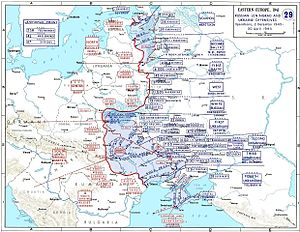 Kamenets-Podolsky pocket - Eastern Front, December 1943-April 1944