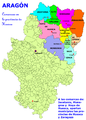 Aragon munucipalities.comarcasdehuesca.png