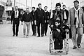 Arba'een In Mehran City 2016 - Iran (Black And White Photography-Mostafa Meraji) اربعین در مهران- ایران- عکس های سیاه و سفید 36.jpg