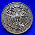 Archduke John of Austria 1848 Frankfurt Br.- Medal, reverse.jpg