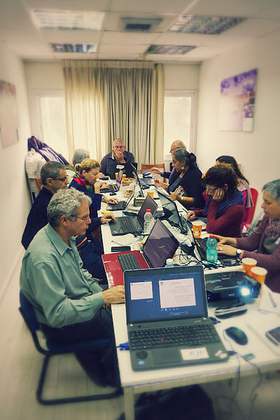 Archivists course on Wikimedia projects 1.4 2015 (24).jpg