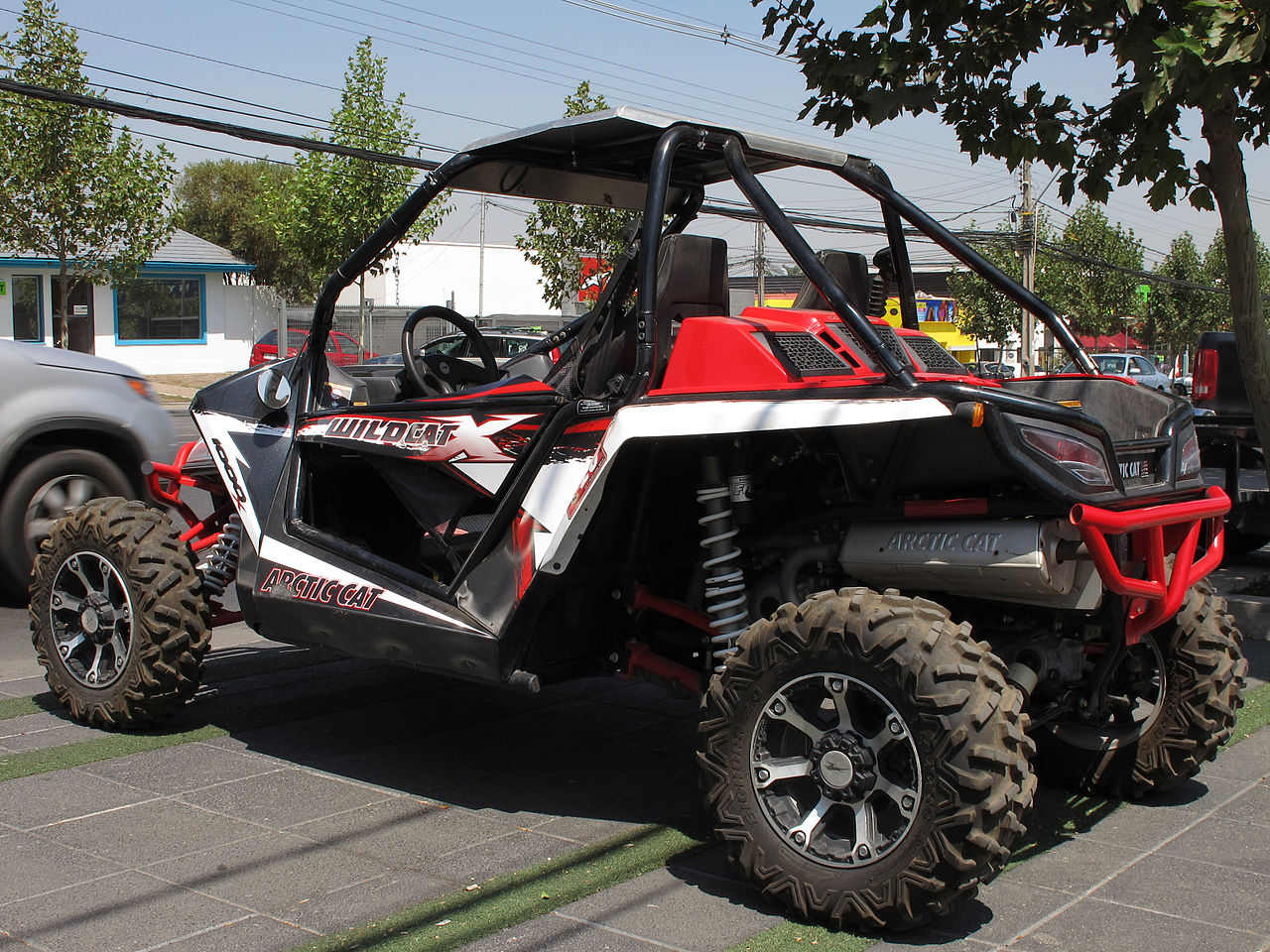 Arctic Cat Wildcat X For Sale