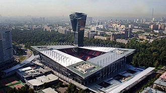 PFC CSKA Moscow - VEB Arena