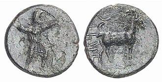 Ariarathes I of Cappadocia - Image: Ariarathes I 333 325