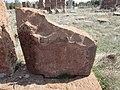 Arinj khachkar, old graveyard (261).jpg