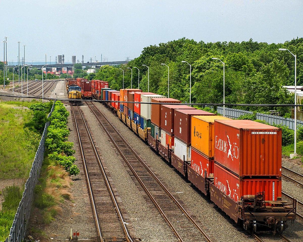 B And O Railroad On Staten Island