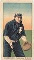 Armbruster, Portland Team, baseball card portrait LCCN2008677304.tif