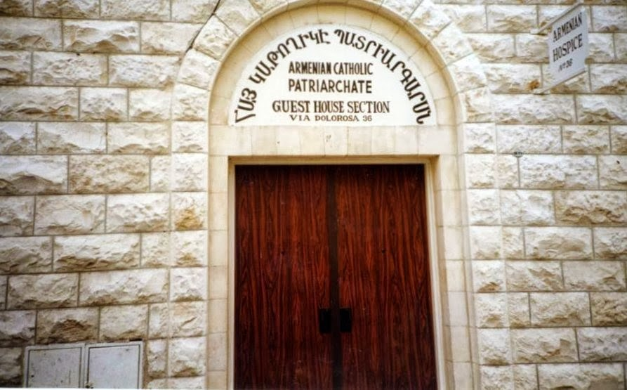 Armenian Catholic Patriarchate in Jerusalem