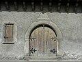 Arreau château Ségure porte.JPG