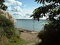 Arriving at Lepe Foreshore near Inchmery - geograph.org.uk - 332128.jpg
