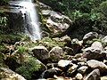 Arriving at the Véu da Noiva waterfall^^^^ - PARNASO - panoramio.jpg