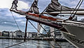 Artemis bowsprit Dublin Docklands.jpg