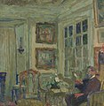 Arthur Fontaine lisant--I 2008 NYR 01995 0343.jpg