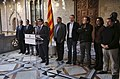 ArturMas Press conference on Nov92014 Catalonia independence poll 02.jpg