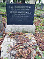 Artur Markowicz grave.jpg