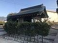 Asahi Jizoson Shrine in Umi, Fukuoka.jpg