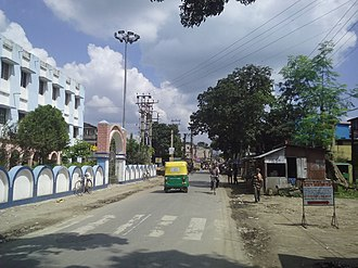 Asannagar - Asannagar Bazar