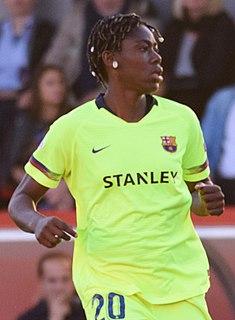 Asisat Oshoala Nigerian footballer