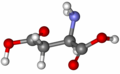 Aspartic Acid ball-and-stick.png