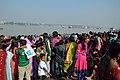 Assembled Devotees - Chhath Puja Ceremony - Baja Kadamtala Ghat - Kolkata 2013-11-09 4321.JPG