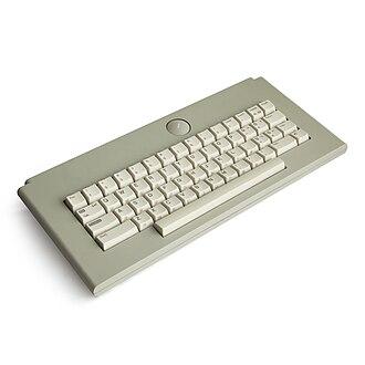 Atari XEGS - Image: Atari XEGS keyboard