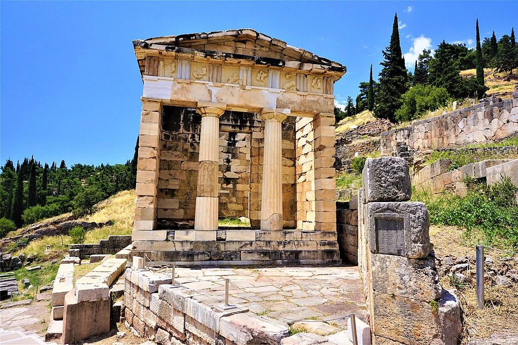 Athenian Treasury (Delphi)