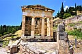 Athenian Treasury (Delphi) by Joy of Museums.jpg