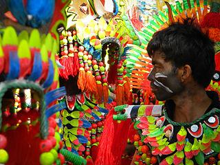 Ati-Atihan festival