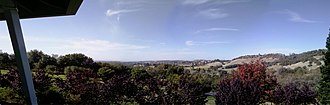 Auburn, California - Rolling hills of Auburn, taken near Indian Hill Road.