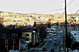 Auburn, Maine - Image: Auburn (and Lewiston), Maine