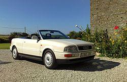 Audi Cabrio (1991–1997)