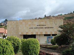 University of Nariño - Luis Santander Benavides Auditorium