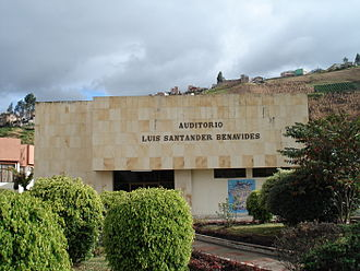University of Nariño - Luis Santander Benavides Auditorium