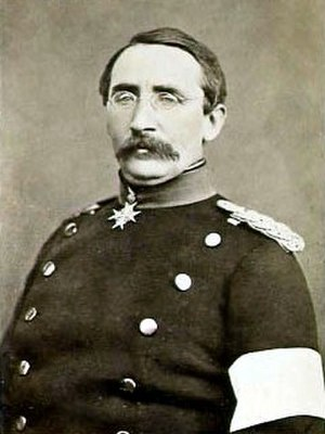 August Karl von Goeben - Image: August Karl Von Goeben