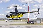 Ausjet-Heli Experiences (VH-XDZ) Robinson R44 Raven II at Wagga Wagga Airport.jpg