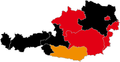Austrian legislative election 2008 result by state.png