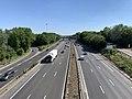 Autoroute A3 vue depuis Route D932 Aulnay Bois 1.jpg