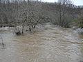 Auvézère inondations Le Change camping le Roc (2).JPG