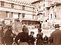 Avignon Rue saint Jean le Vieux et place Pie avant 1898.jpg