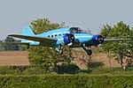 Avro Nineteen Srs.2 'G-AHKX' (30974515630).jpg