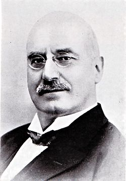 Axel Thallaug, Norwegian lawyer and politician for the Conservative Party.jpg