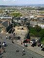 Az 'egyórai ágyú' az edinburgh-i várban - panoramio.jpg