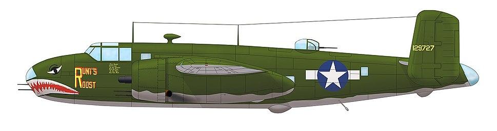 B-25C 90 BS