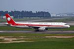 B-6590 - Sichuan Airlines - Airbus A321-231 - CAN (16977557031).jpg