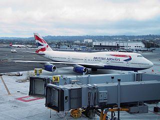 British Airways Flight 268 Aviation incident